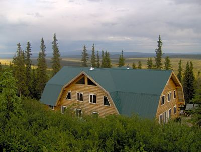 Alpine Creek Lodge at Denali Park