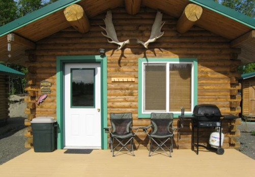 Midnight Sun Cabins for rent