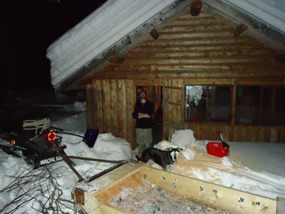 Property For Sale On Caribou Island Alaska