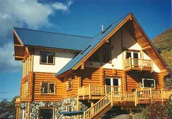 Pre made cabins houses ignatiusblackwe 39 s blog for Cabin builders alaska