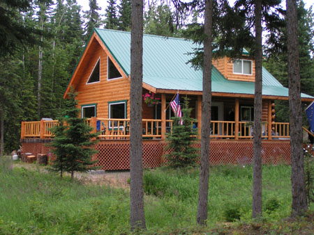 Alaska real estate for sale cabins lodges homes land for Alaska fishing lodges for sale